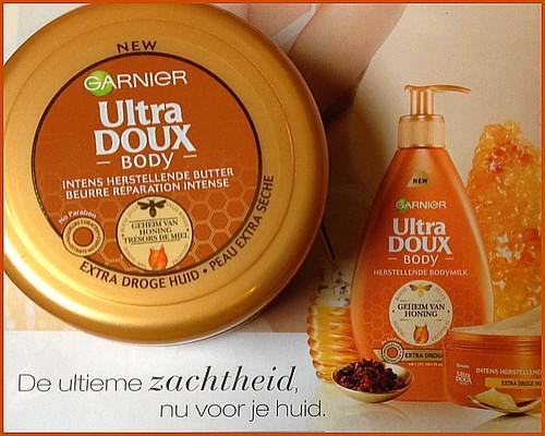 Ultra Doux Intens Herstellende Butter