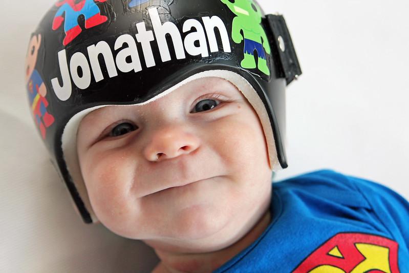 Superhero Cranial Helmet