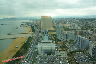 P1060719 Desde la Torre de Fukuoka  (Fukuoka) 14-07-2010