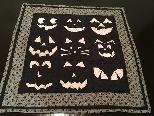 Jacks Lanterns quilt!