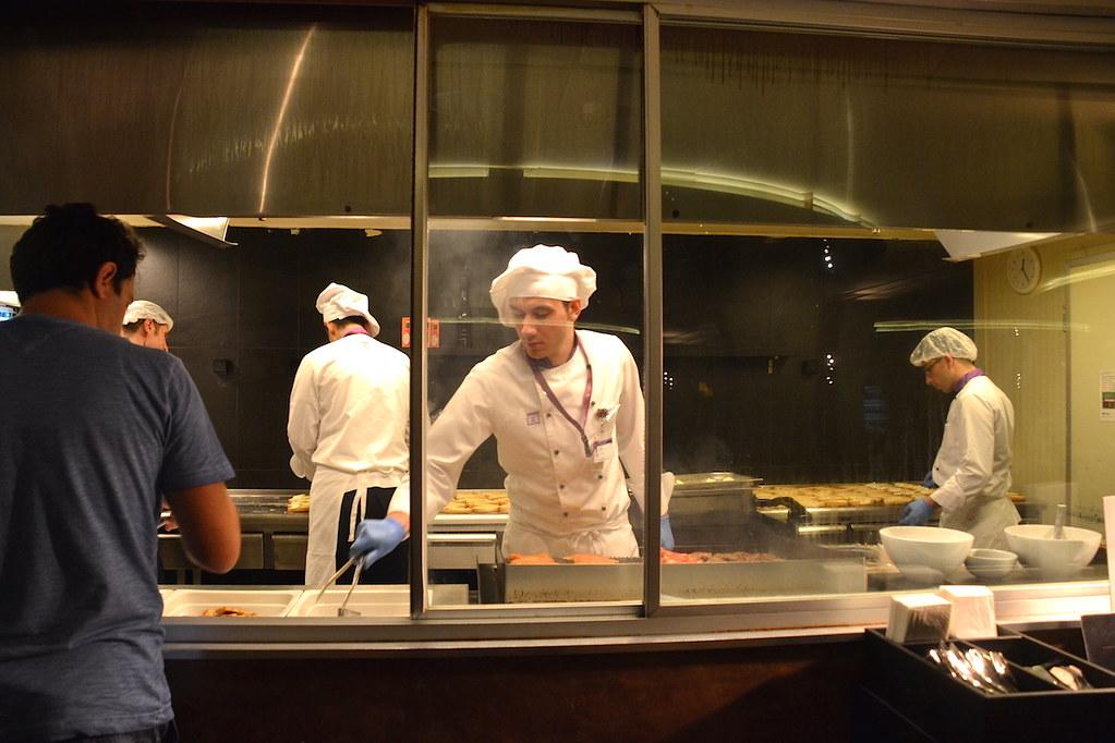 土耳其航空貴賓室廚師