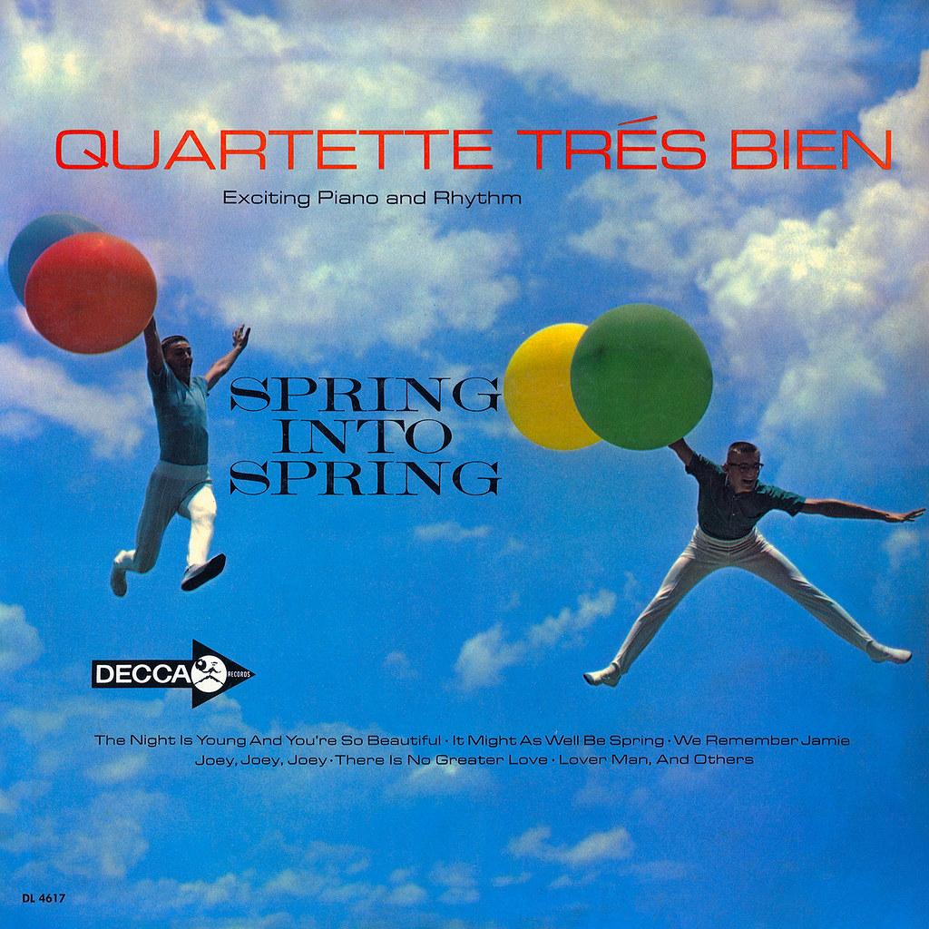 Quartette Trés Bien - Spring Into Spring