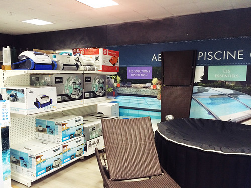 Showroom - Hydro Sud Valenciennes