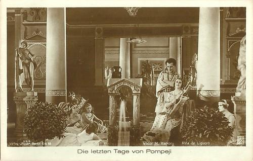 Gli ultimi giorni di Pompei (1926)