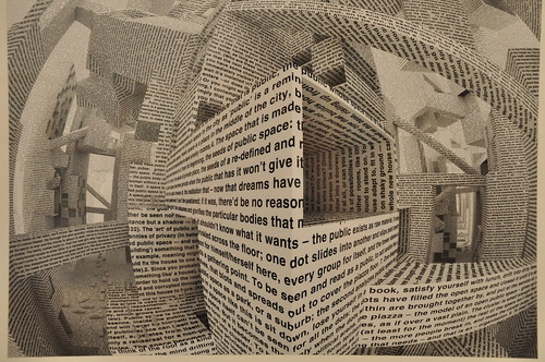City of words, (made by Vito Acconci) | by janberckmans