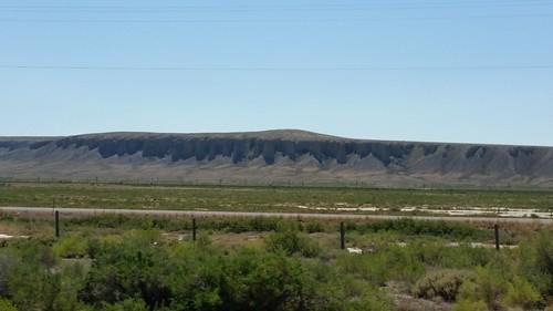 Hills East of Rock Springs