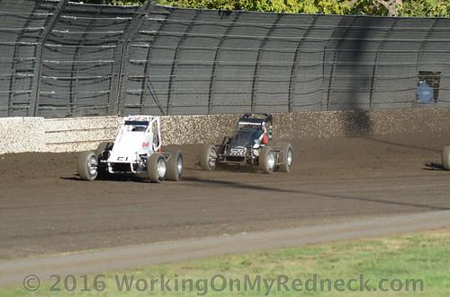 Calistoga racing