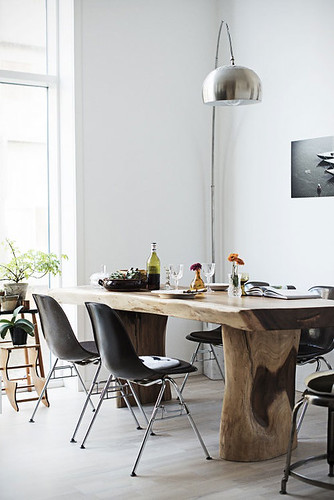 Beautiful dining areas danielle de lange flickr for Beautiful dining area