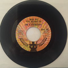 THE 5 STAIRSTEPS:O-O-H CHILD(RECORD SIDE-B)
