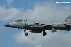 ZH813 006 L - NB18 - Royal Navy - British Aerospace Sea Harrier FA2 - Fairford RIAT 2005 - Steven Gray - DSCF2692