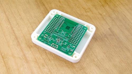 Wifi温湿度計ケース