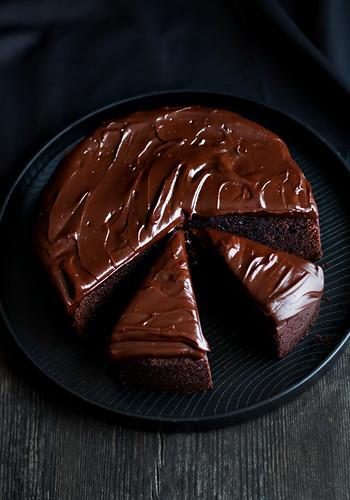 Chocolate Mud Cake Recipes Donna Hay