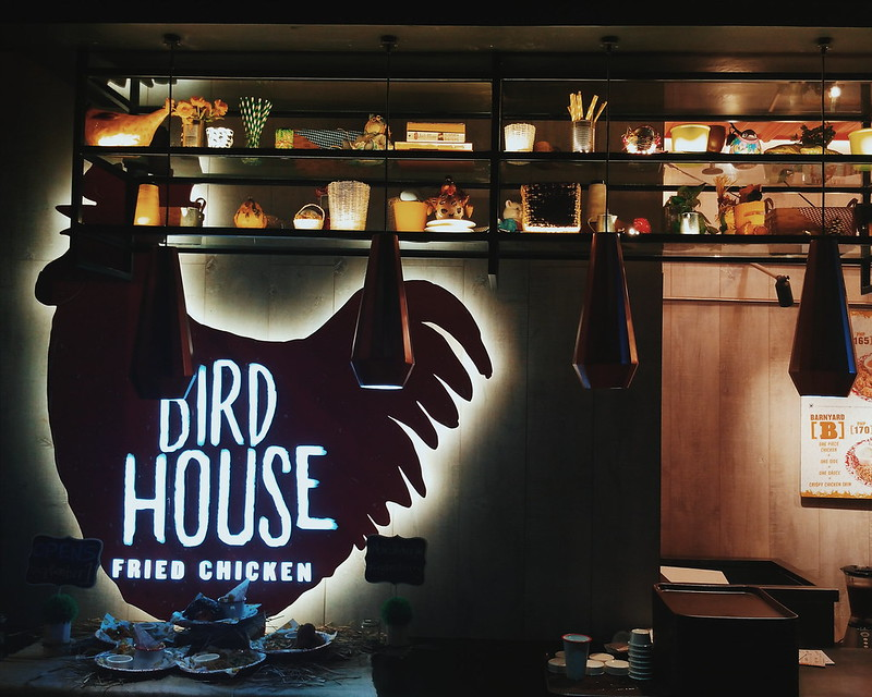bird house uptown mall philippines