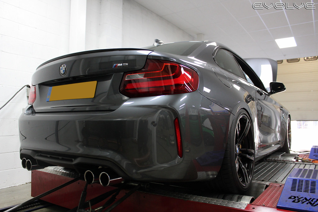 M2 stock dyno testing on 97 and 99 RON Fuel - The M3cutters