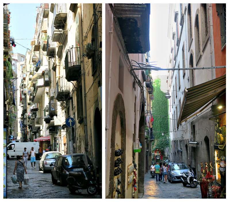 Napoli - Nápoles