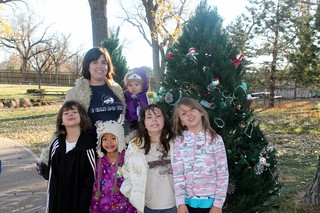 Troop 50110 tree w Amanda | by GS Kansas Heartland