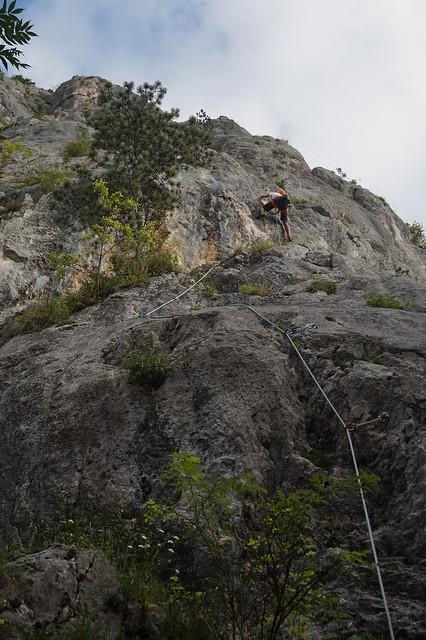 Hohe Wand Szupernyúl 190 m (7-)