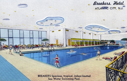 Breakers Hotel Indoor Swimming Pool Atlantic City Nj Flickr Photo Sharing