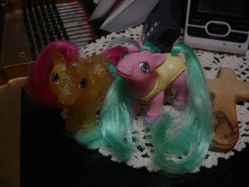 smol horses
