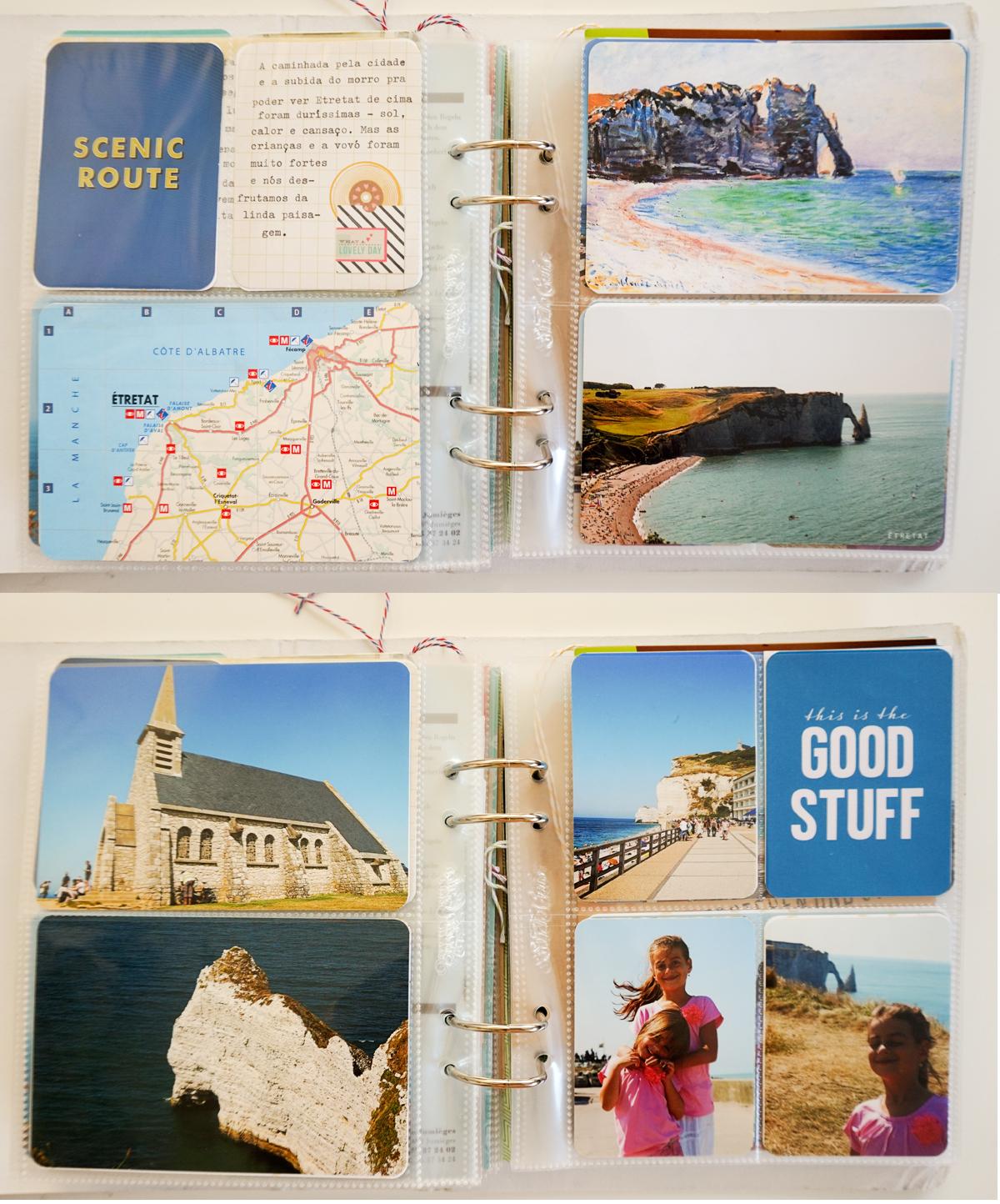 France Mini Album