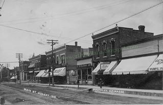 2016-8-29. Main Street 300 block ca 1909