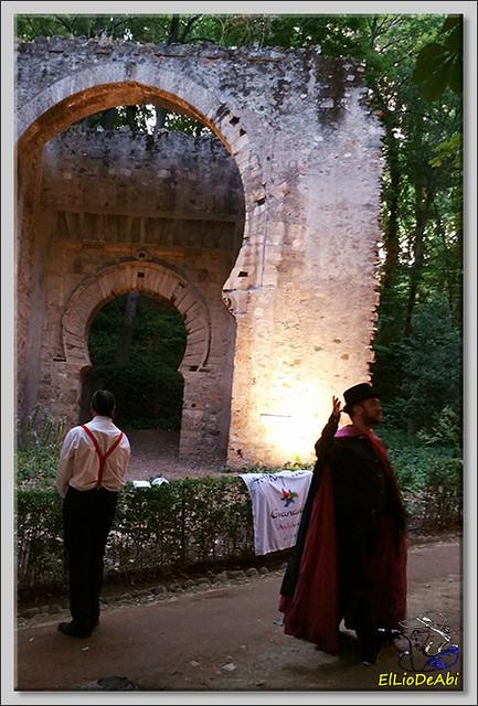 #GRXperience Granada misteriosa de la mano de Federico Garcia Lorca 11