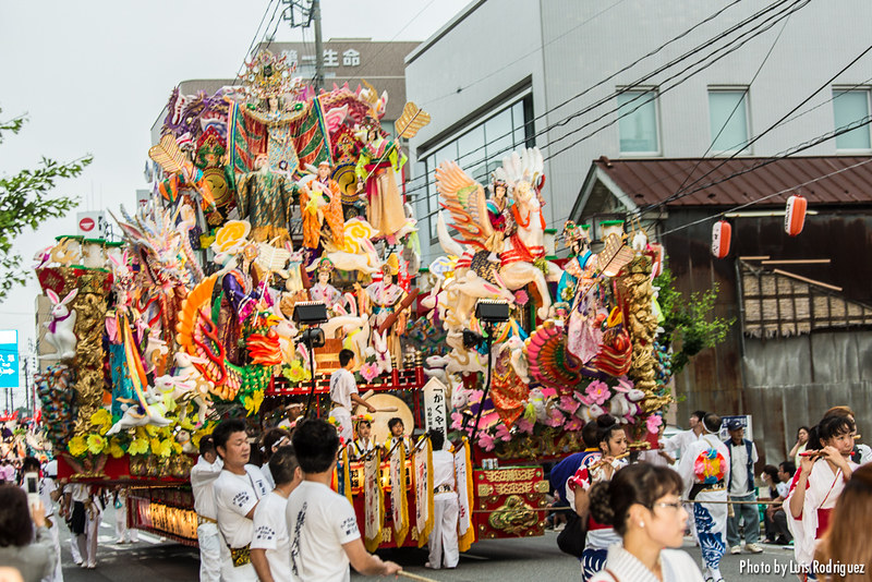 Festival Sansha Taisai de Hachinohe-41