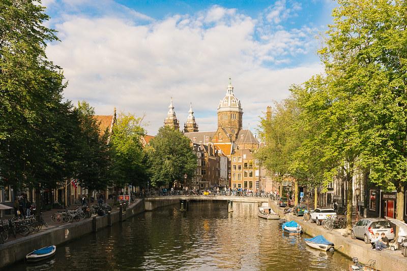 Amsterdam, September 16