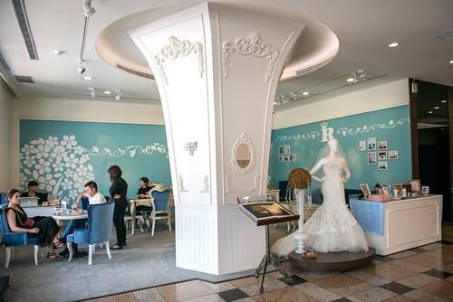 姊姊的婚禮好幸福‧推薦高雄尊龍大飯店的婚宴企畫團隊 (1)