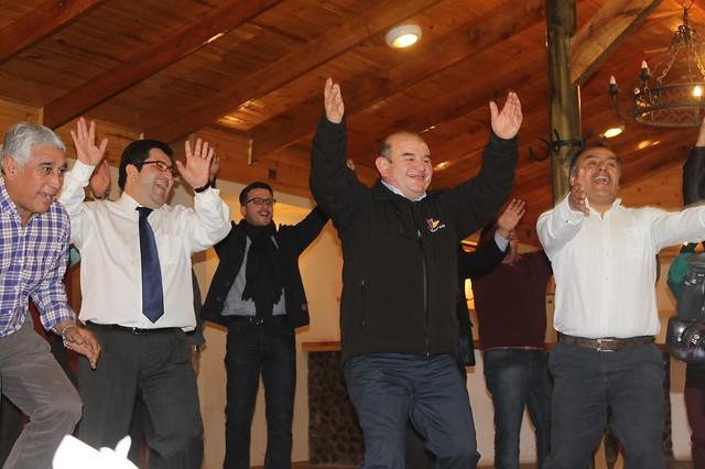 Dirigentes Vecinales, celebración - 2016