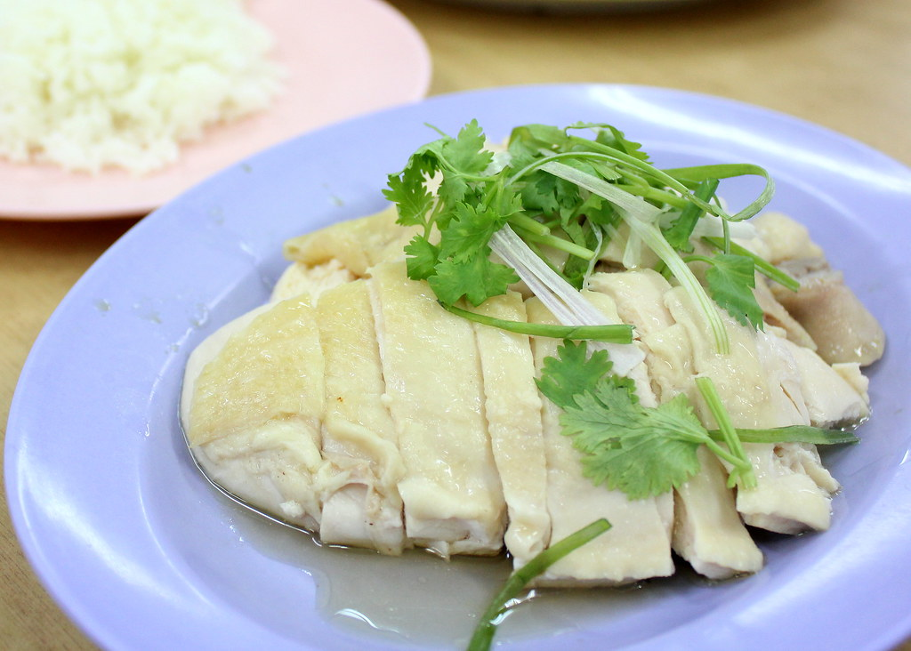 Best Chicken Rice In Singapore: Nam Kee Chicken Rice