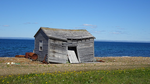 Old Fishing Shed