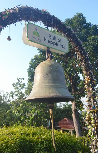 bell of happiness southern ridges singapore
