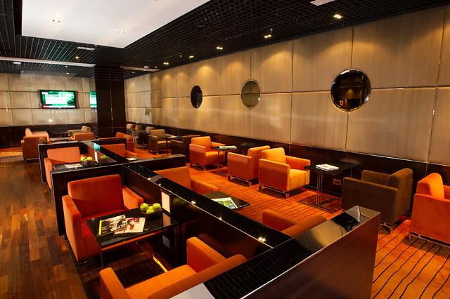 Plaza Premium Hong Kong Arrivals Lounge