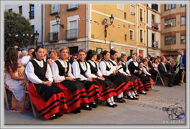 Briviesca Fiestas 2016 Proclamación de Reinas y Pregón 3
