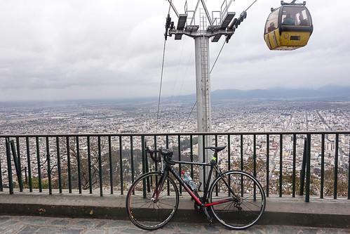 Cerro San Bernardo, Salta