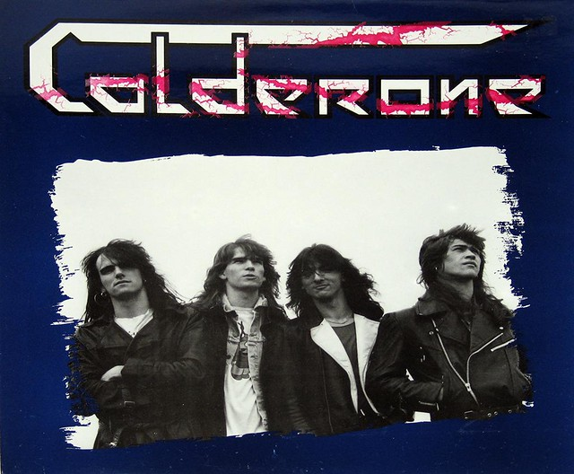 CALDERONE - Calderone S/T Self-Titled