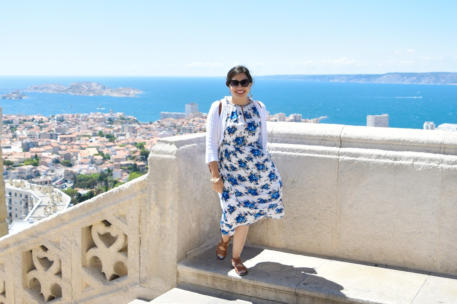 what I wore to marseille, south of france in the spring