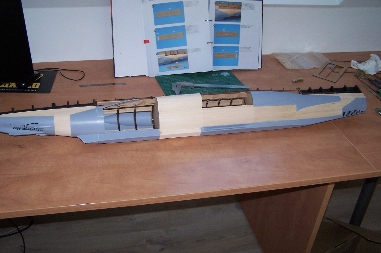 U-96 Hachette/Amati 28458211031_0ea0ef10ae_h