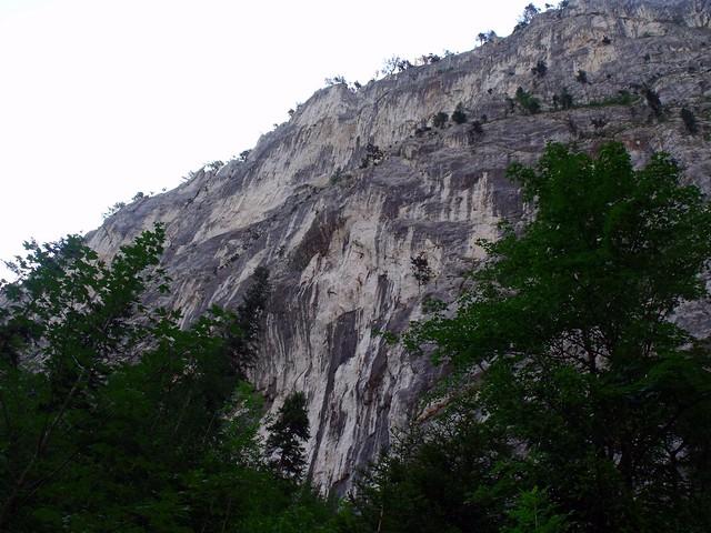 Rax Blechmauer Weg Der Freiheit+Stadler Kröttlinger Risse 310 m (7-)