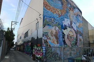 Osage Alley Murals - Big mural