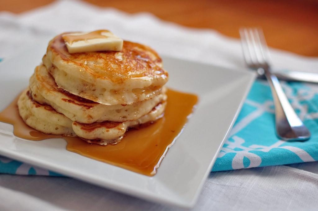 Buttermilk Pancakes 3