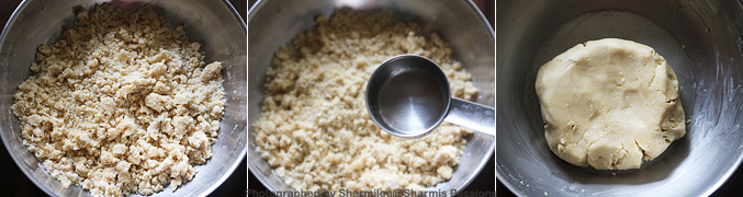 Vella Seedai Recipe - Step2