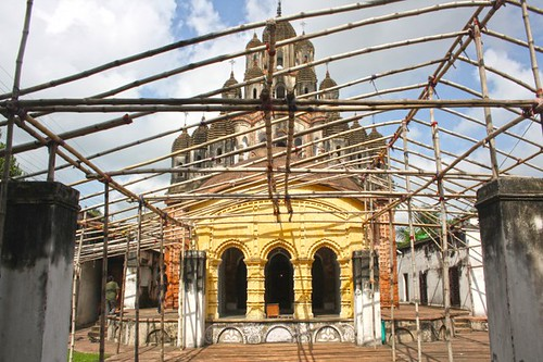 Gopalji Temple - During Wiki Loves Monuments 2016, Kalna, West Bengal India