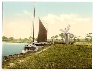 [Mill, Horning Village, England]  (LOC) | by The Library of Congress