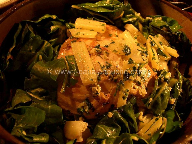 Rôti aux Côtes de Bettes © Ana Luthi Tous droits réservés 016