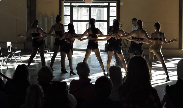 Trolley Dances & Shipyard Social 2016