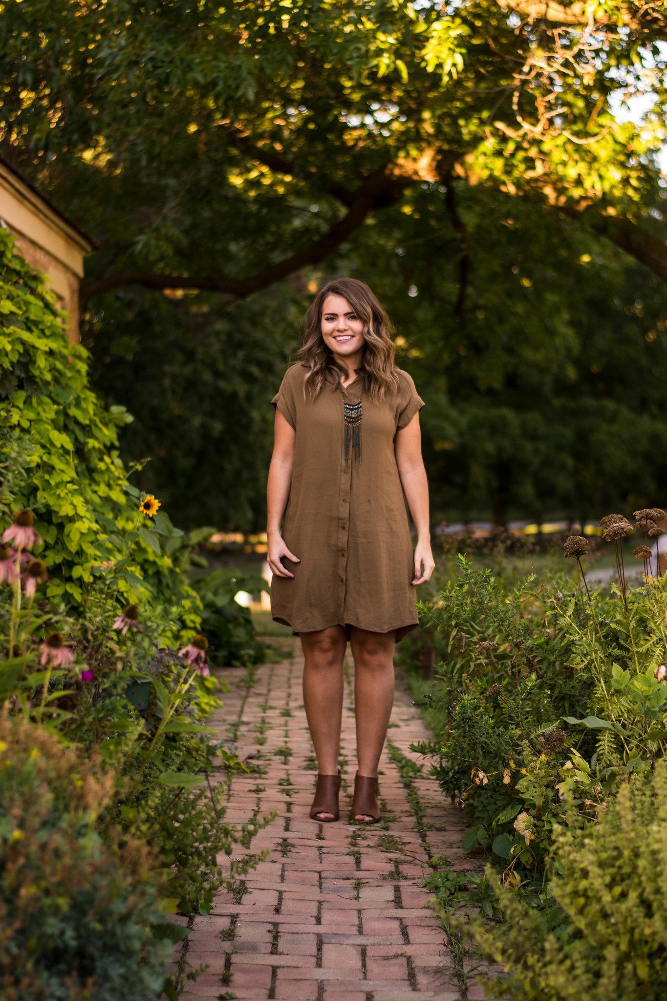 Kelsey L // Senior