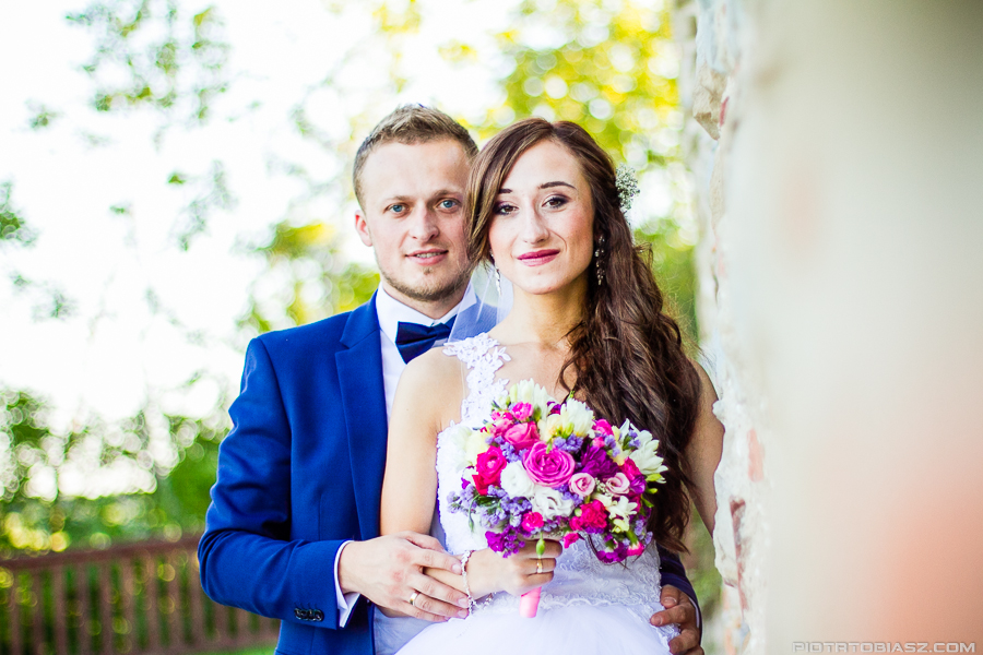 Ślub Moniki i Ireneusza 06.08.2016