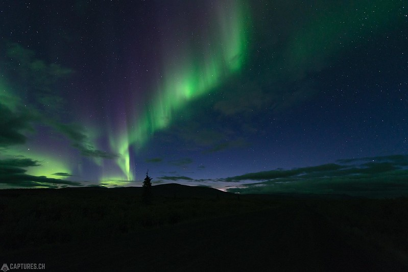 Northern lights 1 - Tombstone Territorial Park